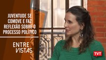 Petra Costa: juventude se comove e faz reflexão sobre o processo político retratado em documentário