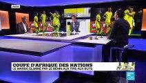 """CAN-2019 : """"Le Bénin n'a toujours pas gagné un match de phase finale de Coupe d'Afrique"""""""