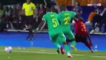 ملخص مبارة السنغال و اوغاندا 1-0 هدف خرافى من ساديو مانى . امم افريقيا 2019