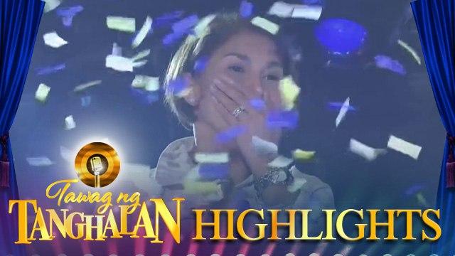 Mariko Ledesma defends the golden microphone for the 3rd time! | Tawag ng Tanghalan