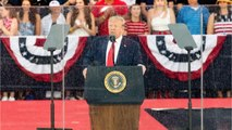 Trump Blamed Speech Confusion On Teleprompter Confusion