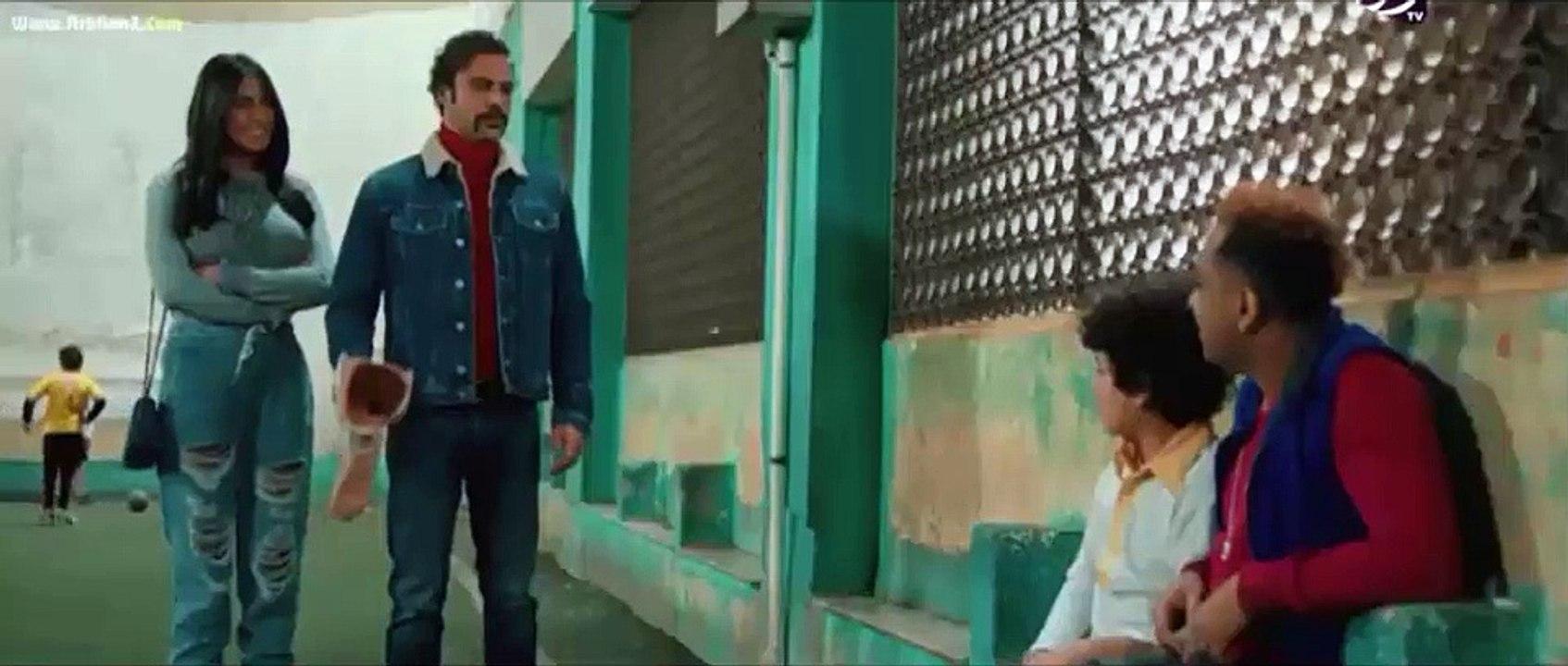 اغنية مسلسل هوجان الحلقة الاخيرة رضا البحراوي انسان مخيف