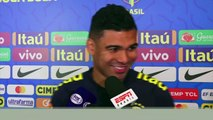 (Subtitled) 'Better if Neymar would be here' – Casemiro on missing him ahead final against Peru