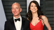 Amazon: Bezos' Divorce Final $38 Billion Settlement