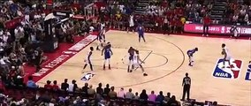 Lonzo and Lamelo Ball watch Zion Williamson scores first field goal of his NBA career on monster post spin dunk 7-5-19