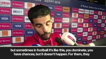 (Subtitled) 'Nobody expected this' - Morocco midfielder reacts to shock AFCON exit