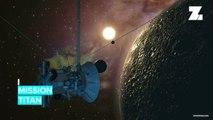 La prochaine destination de la NASA en 2026: Titan
