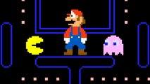 Pacman vs Super Mario Bros