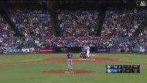 California'da 7.1 büyüklüğündeki deprem maç sırasında kameralara yansıdı