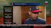 Alex Cora Says Rafael Devers Might Have Case To Win 'Some Other Stuff'