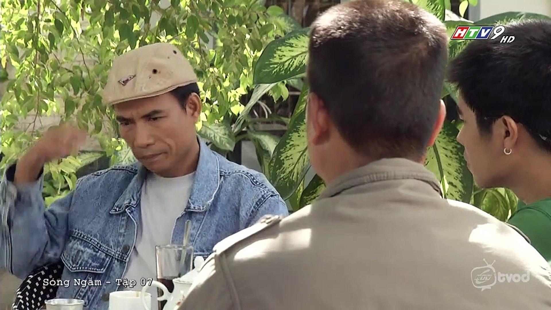 Phim HTV9 - Sóng Ngầm Tập 7 - Phim Việt Nam