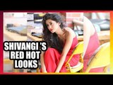 Yeh Rishta Kya Kehlata Hai: Shivangi Joshi's red hot looks