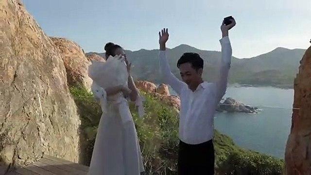 Cường Đô La cầu hôn Đàm Thu Trang