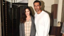 Arjun Rampal And Pregnant GF Gabriella Demetriades Spotted On A Dinner Date
