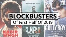 10 Bollywood Movies That Ruled The Box-office In The First Half Of 2019