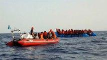 Une ONG allemande sauve 65 migrants au large de la Libye