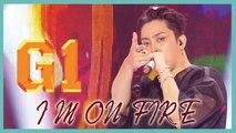 [HOT] EUN JIWON - I'M ON FIRE, 은지원 - 불나방 show Music core 20190706