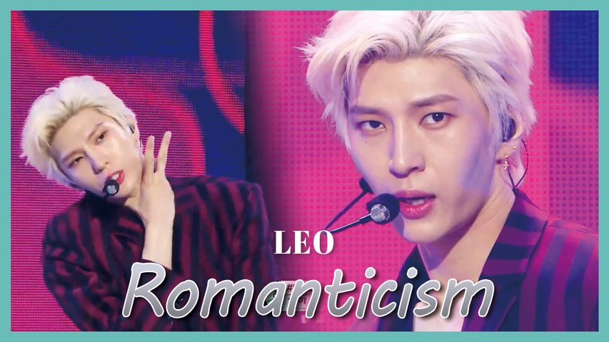 [HOT] LEO - Romanticism, 레오 - 로맨티시즘 show Music core 20190706
