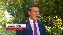 AK Parti Bursa Milletvekili Mustafa Esgin: Türkiye S-400 için birilerine hesap verecek değil