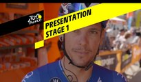 Presentation - Stage 1 - Tour de France 2019