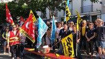 Grève des facteurs à Lorient