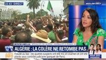 Algérie : la colère ne retombe pas