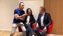 """Michel Drucker sur le canapé rouge de """"On Refait La Télé"""""""