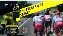 L'échappée / The Breakaway - Etape 1 / Stage 1 - Tour de France 2019
