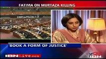 Fatima Bhutto blames Asif Zardari and Benazir Bhutto of murdering her father