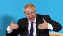 Boris on the 'ridiculous' leaks in May government