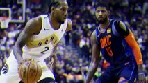 LA CLIPPERS TO SIGN KAWHI, ACQUIRE PAUL GEORGE FROM OKC