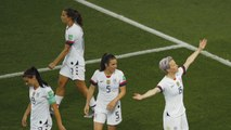 USWNT prepares to face off against the Netherlands in World Cup final