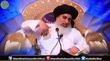 Watch Khadim Hussain Rizvi's Latest Video