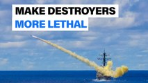Making destroyers more lethal | Defense News Weekly, July 5th, 2019
