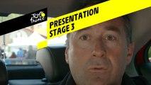 Tour de France 2019 - Presentation - Stage 3