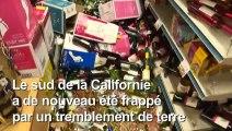 Séisme en Californie : des dégâts chez les commerçants