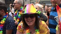 London's most diverse Pride parade marks Stonewall's 50th