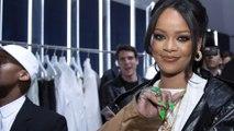 Rihanna a passé un excellent moment en assistant au match de cricket de son équipe nationale