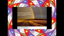 Good afternoon, how are you? Beautiful that rainbow! [Message] [Quotes and Poems]