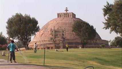 The Great Stupa or Sanchi Stupa - India