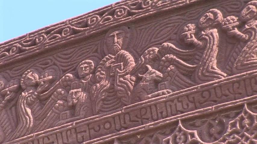The Cathedral of Holy Echmiatzin - Armenia