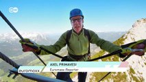 Die Panorama-Himmelsleiter am Dachstein | Euromaxx