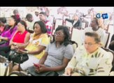 RTG - Salon international des femmes leaders d'Afrique