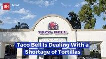 Taco Bell Has A Taco Shell Problem
