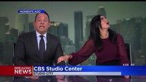 California, il terremoto in diretta tv su KCBS