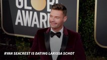 Ryan Seacrest Has A Stunning New Girlfriend