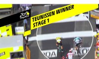 Teunissen Vainqueur / Teunissen Winner - Étape 1 / Stage 1 - Tour de France 2019