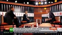 EURO : Olivier Berruyer pose la question qui dérange à Jean-Michel Aphatie