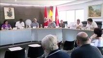 Pacto del PSN con los proetarras de Bildu en Burlada