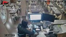 Zafferana Etnea (CT) - Assalto armato in un ristorante arrestati 3 rapinatori (06.07.19)